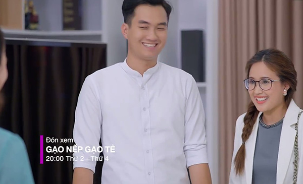 Minh lần đầu tiên đến nhà bạn trai ( Gạo nếp gạo tẻ tập 42 )