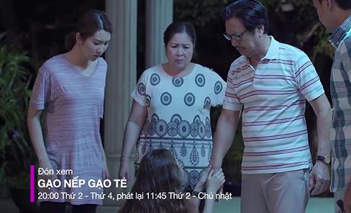 Tập 43 Phim Gạo nếp gạo tẻ Minh buồn tình và say xỉn trách móc ông Vương
